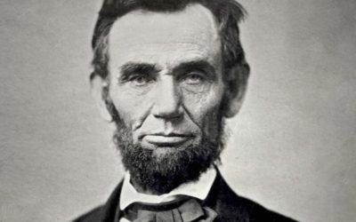 President Abraham Lincoln's Gettysburg Address