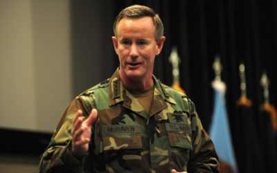Admiral William McRaven's 2014 Commencement Address at the University of Texas