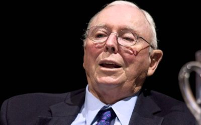 A Lesson on Elementary, Worldly Wisdom As It Relates To Investment Management & Business Given By Charles Munger at the University of of Southern California