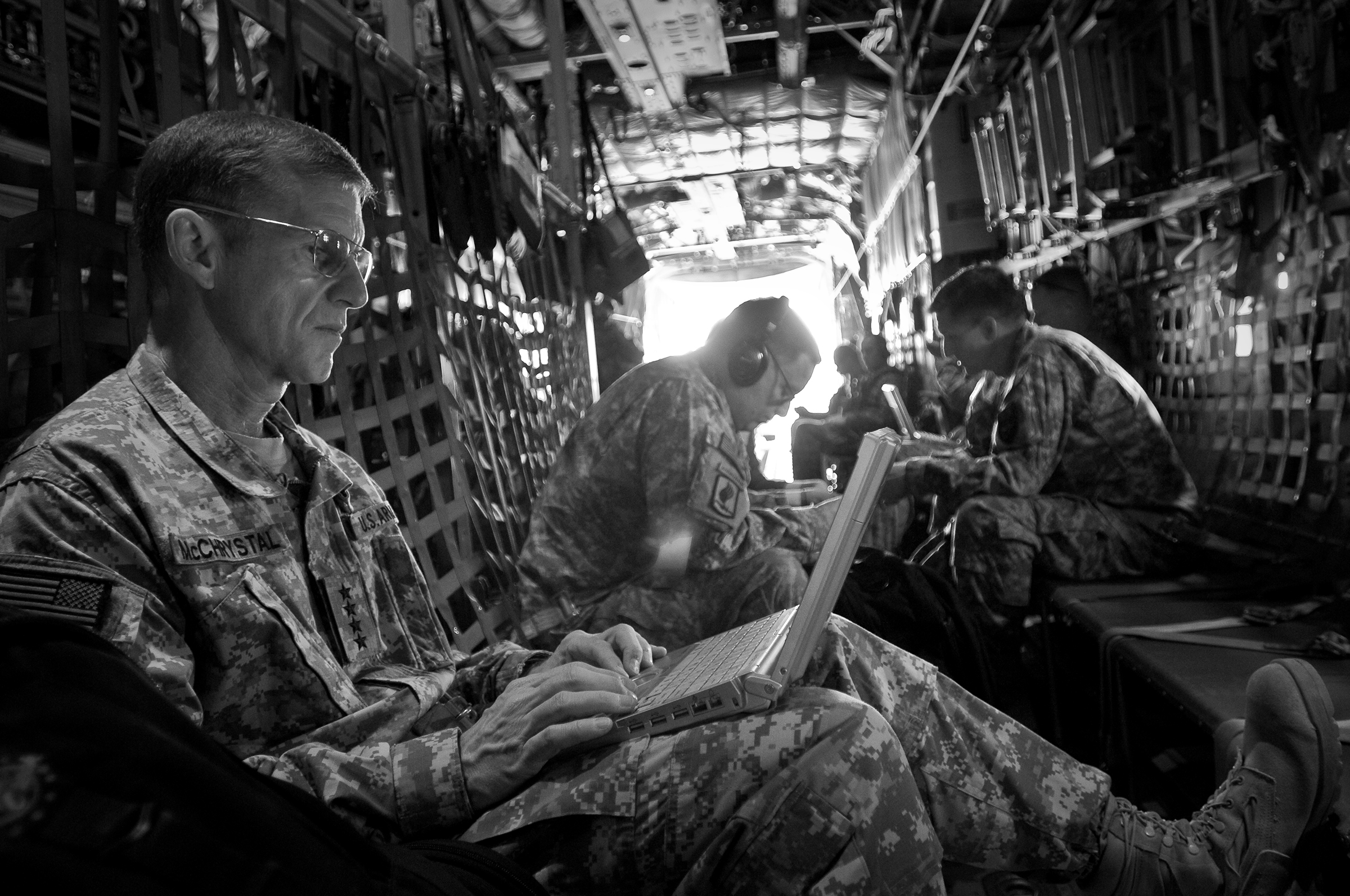 Tim Ferris' Interview with General Stanley McChrystal