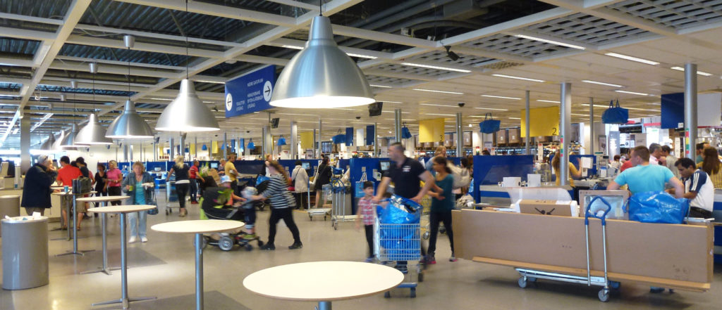 The Testament of a Furniture Dealer: Perspective from Ingvar Kamprad of IKEA