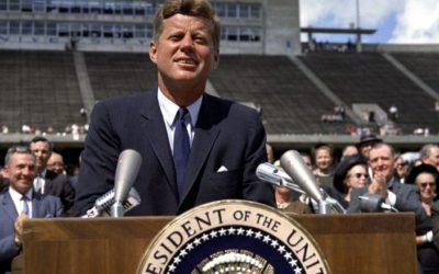 President John F. Kennedy's Decision to go to the Moon Address at Rice University