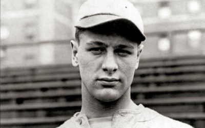 Lou Gehrig's Farewell to Baseball Address at Yankee Stadium