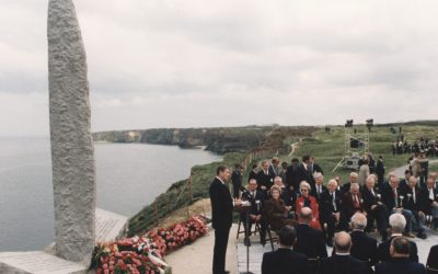 President Ronald Reagan's Address from Normandy on the 40th Anniversary of D-Day