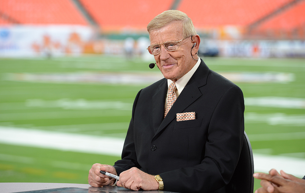 Lou Holtz's 2015 Commencement Address at the Franciscan University of Steubenville