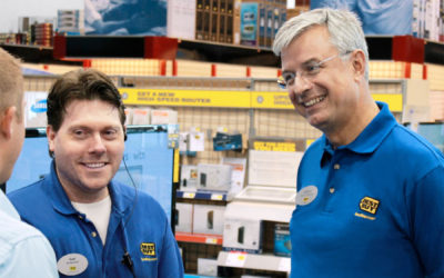 How Hubert Joly Changed Best Buy Without Everyone Hating Him